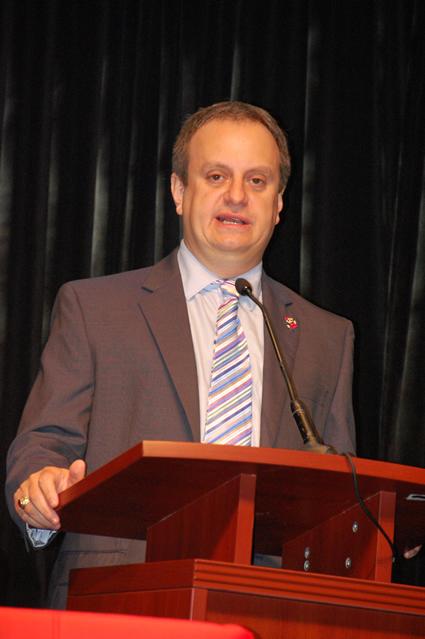Keynote debate at NECC 2009