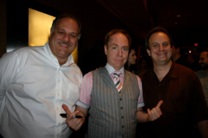 With Teller and the Criss Angel of Chicago, David Jakes